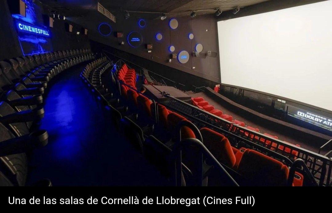 2x1 para Alita en cines Splau (Barcelona)