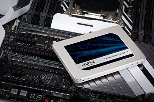 Crucial MX500 - Disco duro sólido interno SSD de 1 TB
