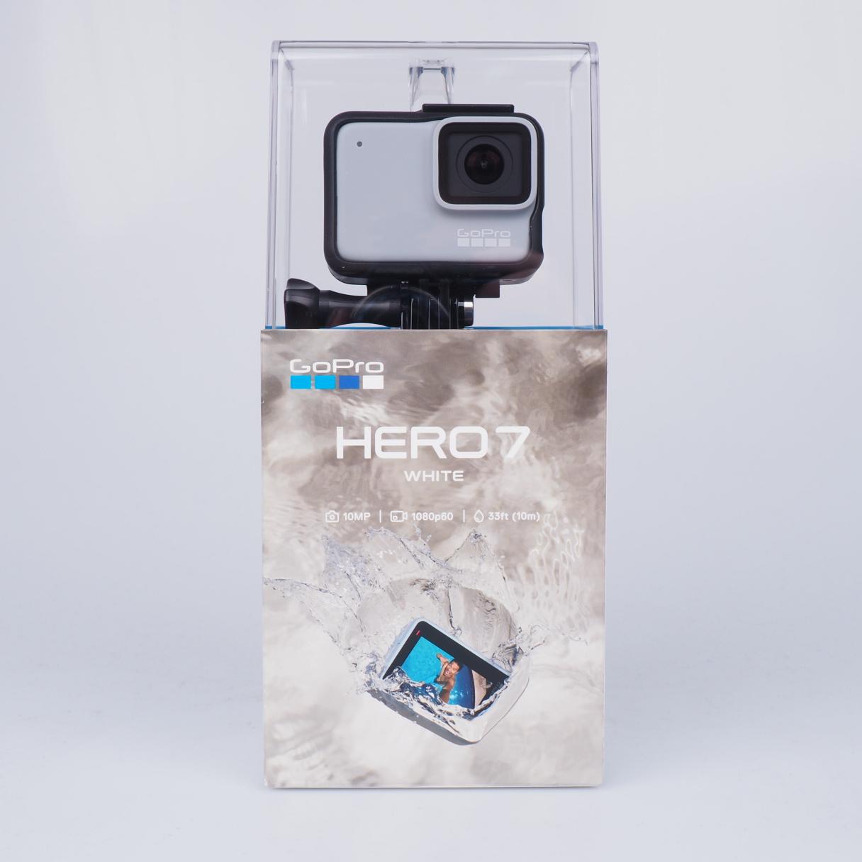 GoPro HERO7 White Cámara de Acción HD