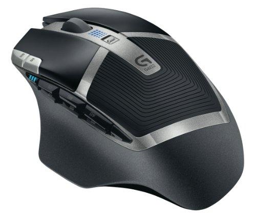Logitech G602 ratón gaming solo 39€