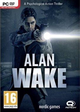 Juego de Pc Alan Wake(clave de activación para Steam)