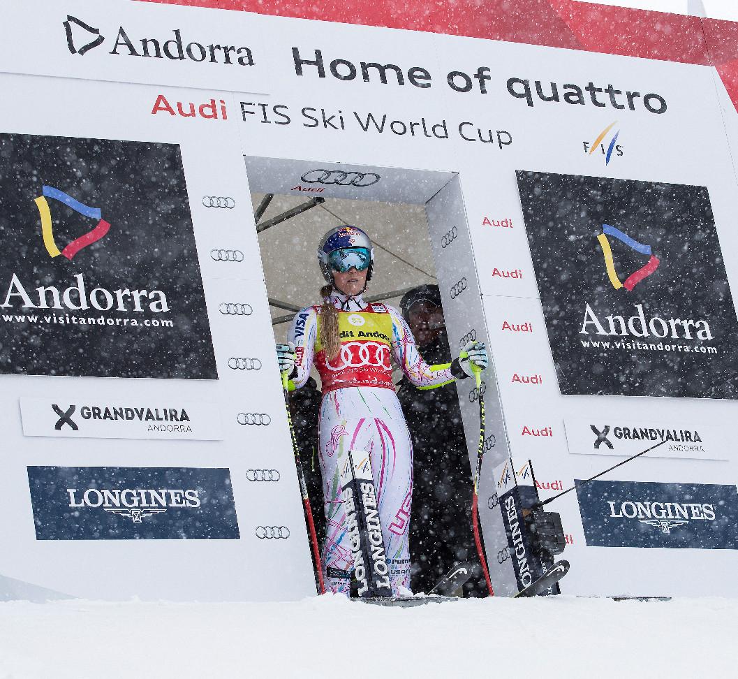 Copa del Mundo de Ski Andorra 2019 (Del 11 al 17 de marzo) - Acceso gratis a las gradas.