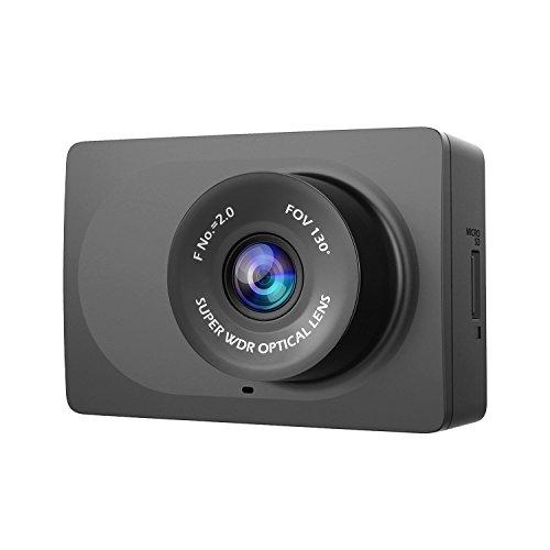 Cámara compacta YI para automóvil - resolución de 1080p