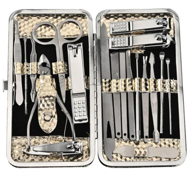 Set de manicura 19 piezas por solo 3,72€