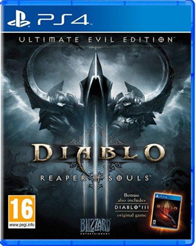 Diablo 3 - Ultimate Evil Edition (PS4, físico)