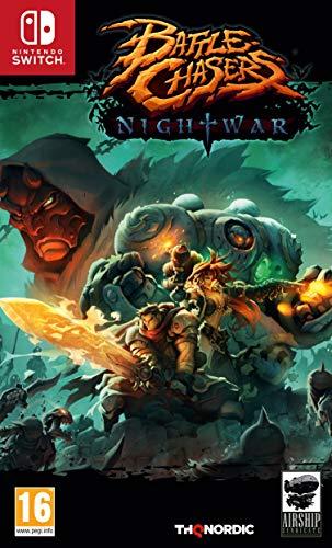 Battle Chasers: Nightwar para Switch
