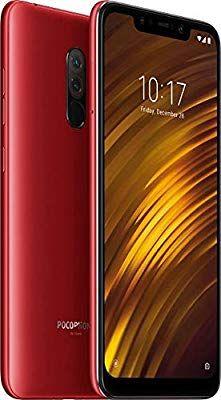 Pocophone 6GB/ 128GB rojo por 305€
