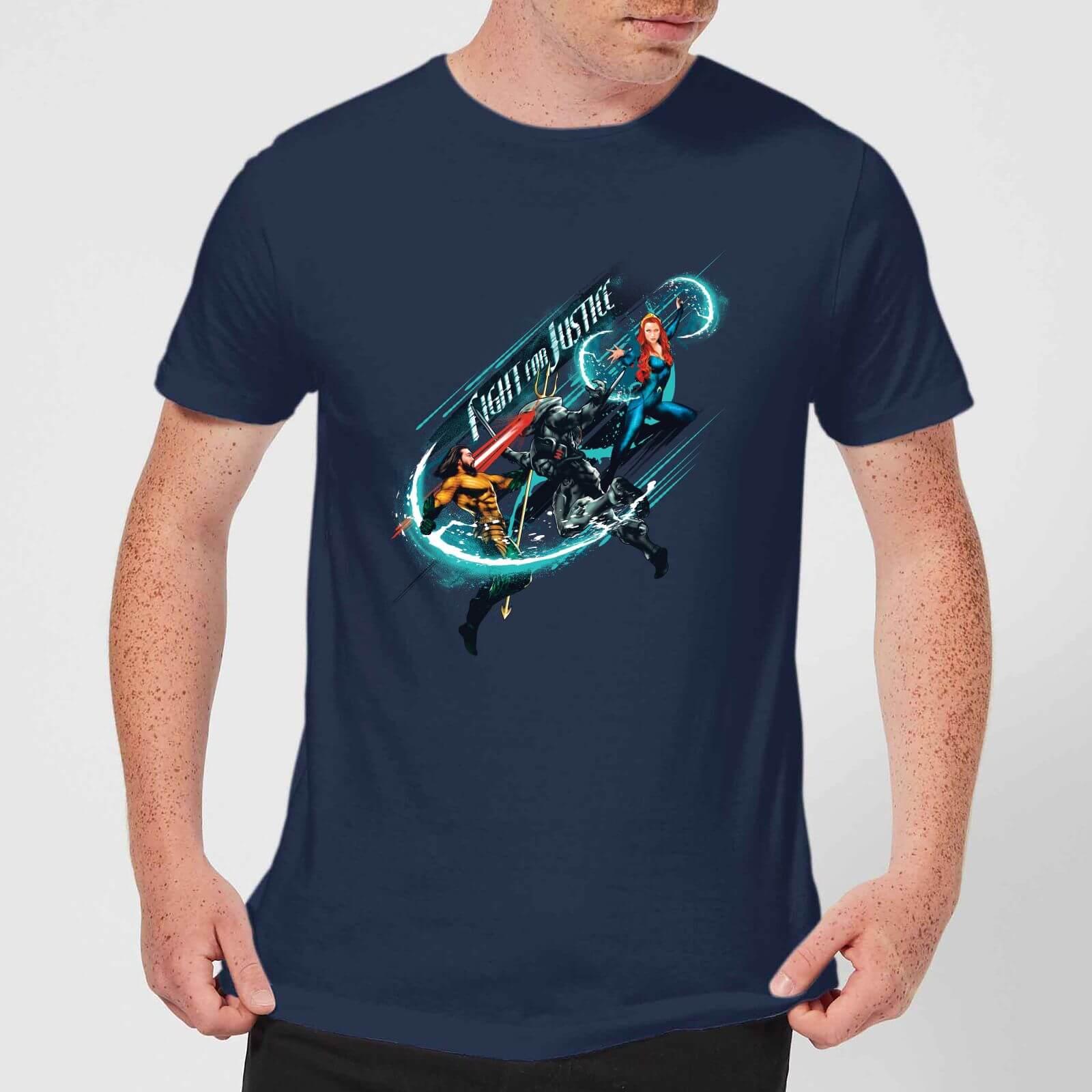 Camiseta oficial DC Comics Aquaman