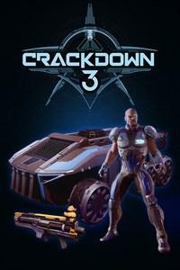 Gratis:  Crackdown 3 Bonus Pack