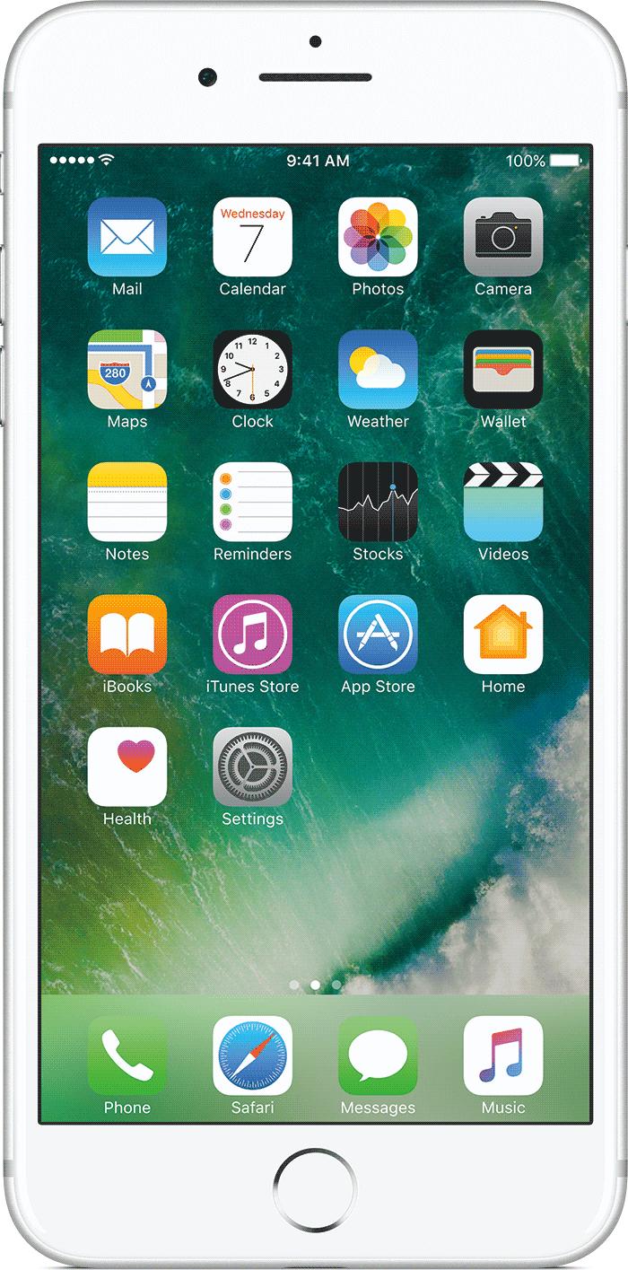 Apple iPhone 7 256GB reacondicionado