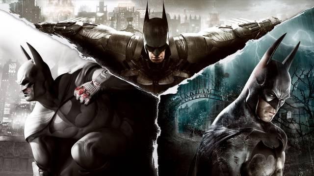 Batman Arkham Pack 9,99 € (3 Juegos + Pases, Steam, PC)