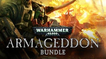 Warhammer 40,000: Armageddon Bundle  ( Juego + 6 DLC, PC, Steam)