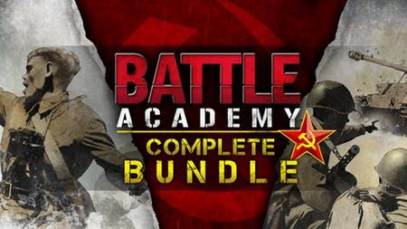 Battle Academy Complete Bundle, desde 1,99€ (2 Juegos + 7 DLC, Steam, PC)