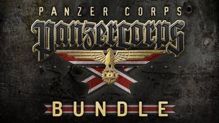 Panzer Corps Bundle (desde 3,39, Steam, PC)