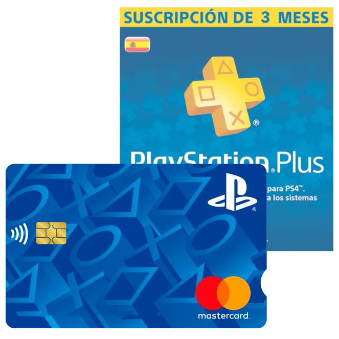 3 meses de PSN PLUS gratis al pedir tu Tarjeta Playstation gratuita