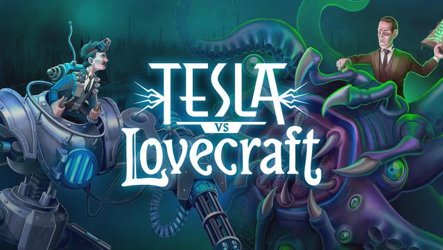 Tesla vs Lovecraft (DRM free)
