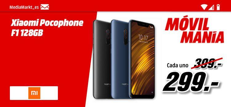 Chollazos en móviles : POCOPHONE 128 A 299€ Y P20 LITE POR 199€