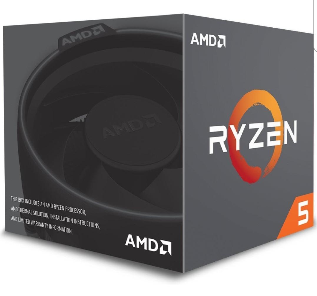 AMD Ryzen 5 2600X + Tom Clancy´s The Division 2 vendido por Amazon.it