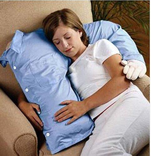 Almohada para dormir abrazados (nuevo enlace y precio)