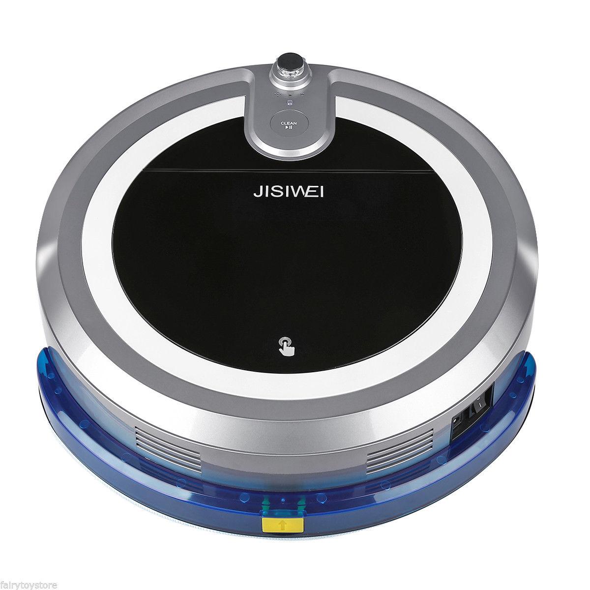 Robot Jisiwei aspirador con agua solo 43€
