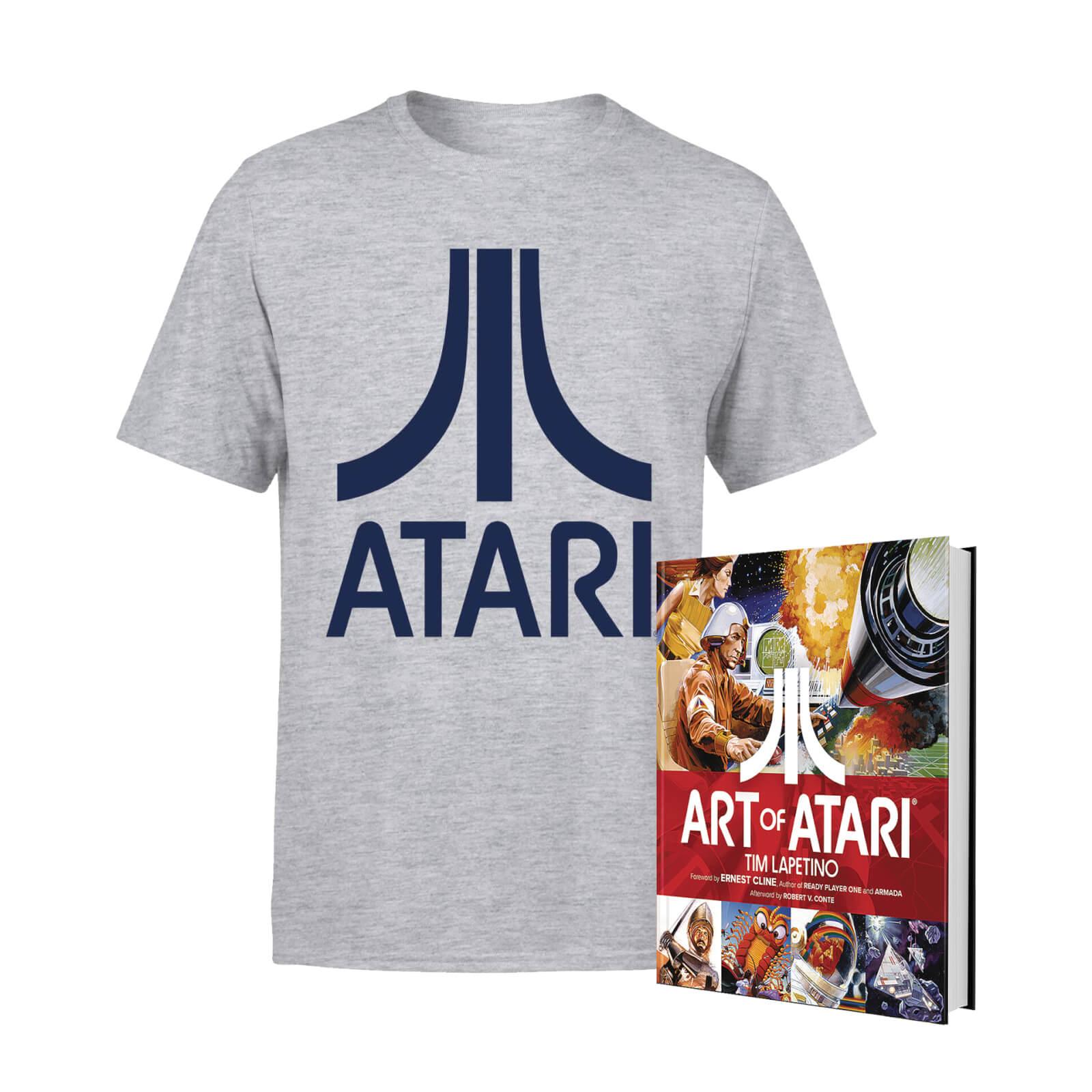 Camiseta + Libro de arte Atari