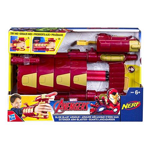 Guante Iron Man disparador Nerf solo 13.9€