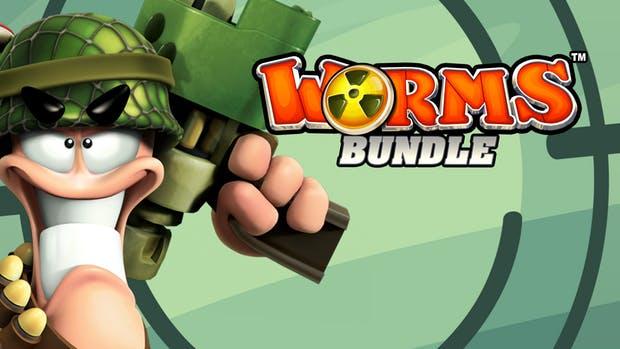 Worms Bundle (6 juegos)