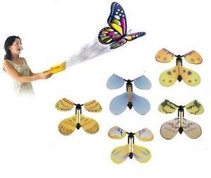 ¡Mariposa voladora para tus postales por sólo 0,32€! Envío gratis