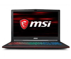 MSI GP63 LEOPARD  i7-8750H/8GB/1TB+256SSD/GTX1060/15.6 Reacondicionado