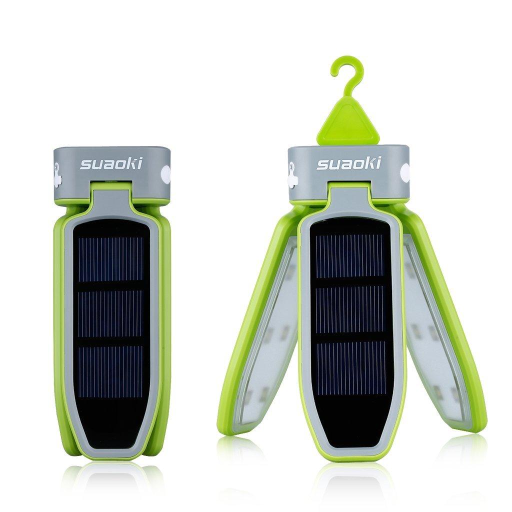 Lámpara Led solar camping solo 3.9€