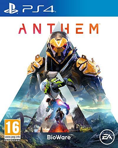 Juego Anthem PS4 XBOX y PC