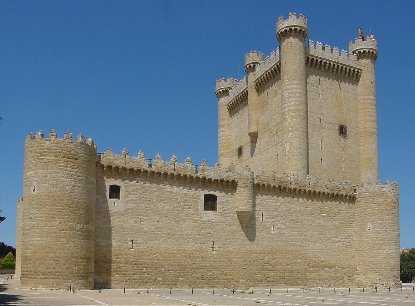 Valladolid (Castillo de Fuensaldaña): Gratis durante este fin de semana