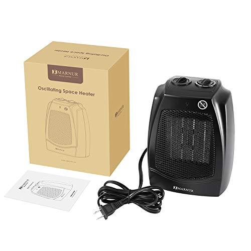 Calefactor eléctrico normal - Tiene ventilador