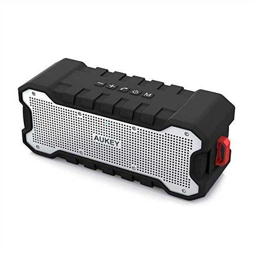 Altavoz Aukey 10W Bluetooth solo 16.9€