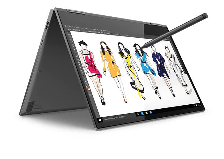 "Portátil ultrabook Lenovo YOGA 730 (13"")"