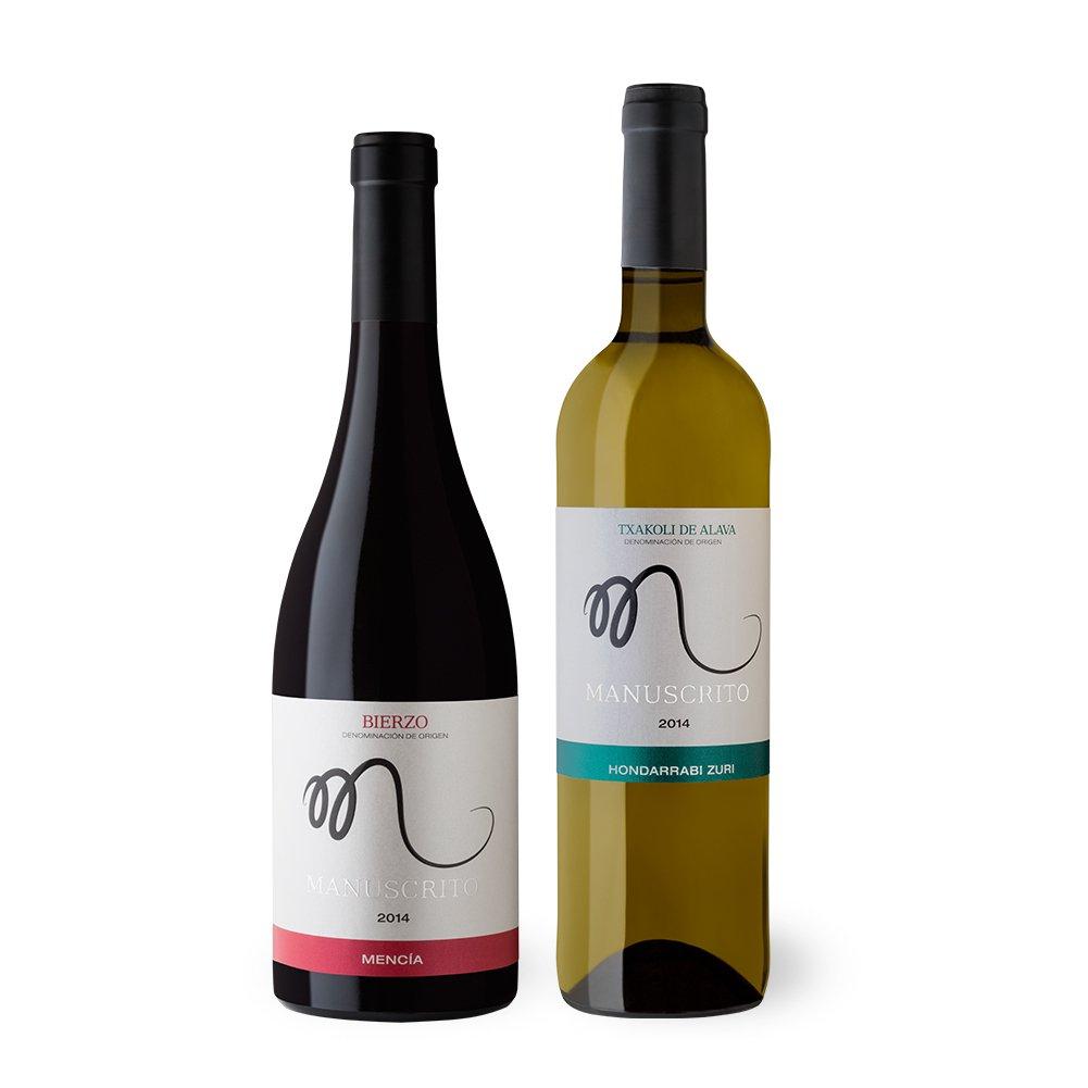 Packs de vino Manuscrito desde solo 6.5€