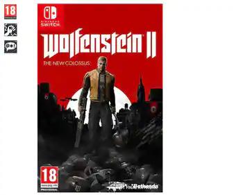 Wolfenstein 2 - Nintendo Switch