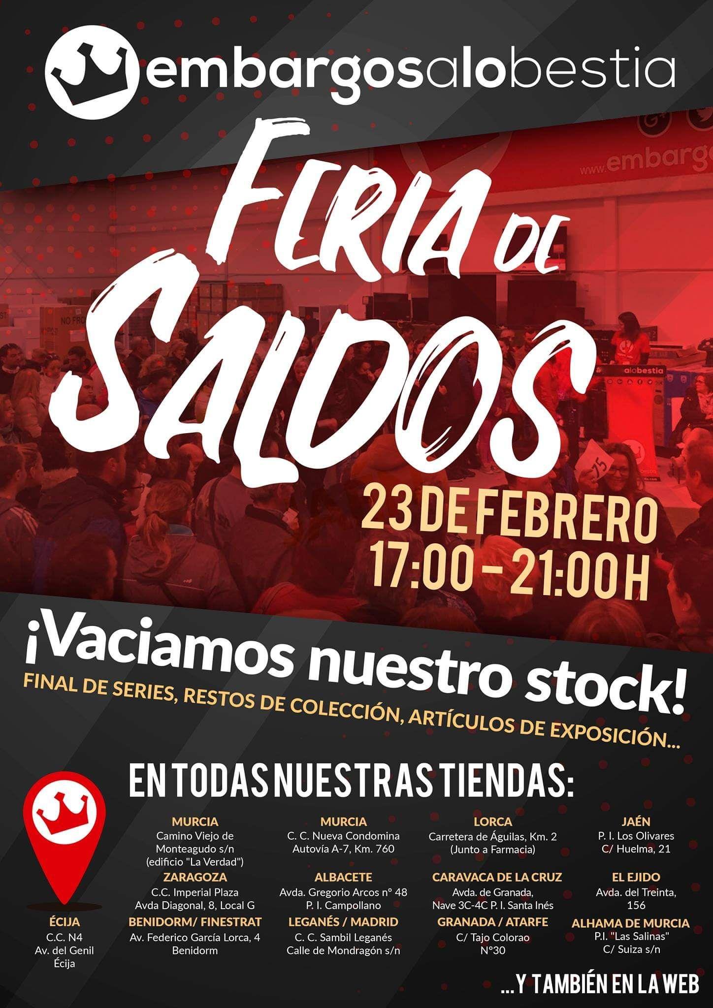 Feria de Chollos