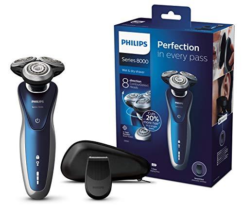 Philips SHAVER Series 8000 S8980/13 - Afeitadora (Máquina de afeitar de rotación