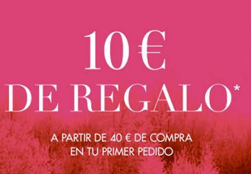 Showroomprive, 10€ al registrate