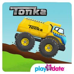 Tonka: Trucks Around Town App para niños (IOS)