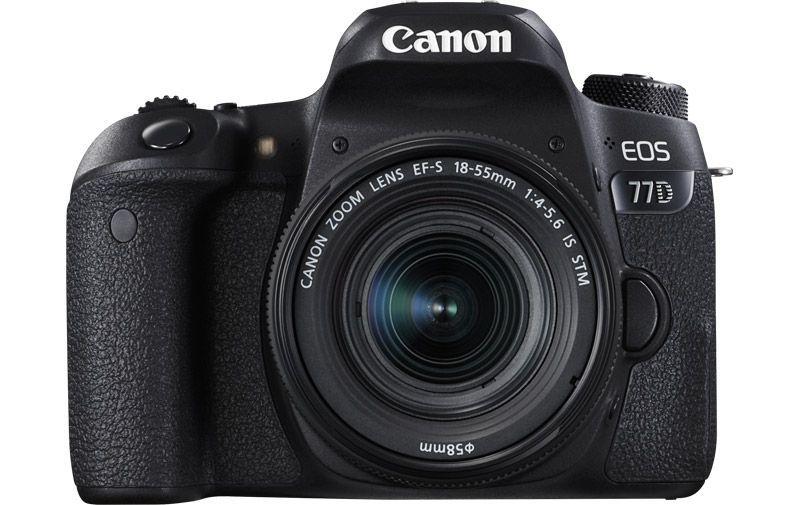 Canon 77D + 18-55mm STM