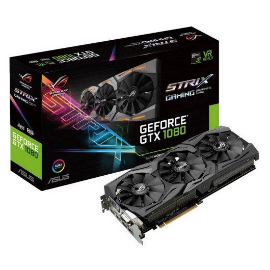 ASUS ROG STRIX 1080 8GB DDR5