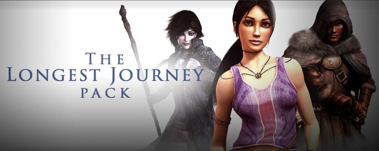 PC (Steam): The Longest Journey Pack