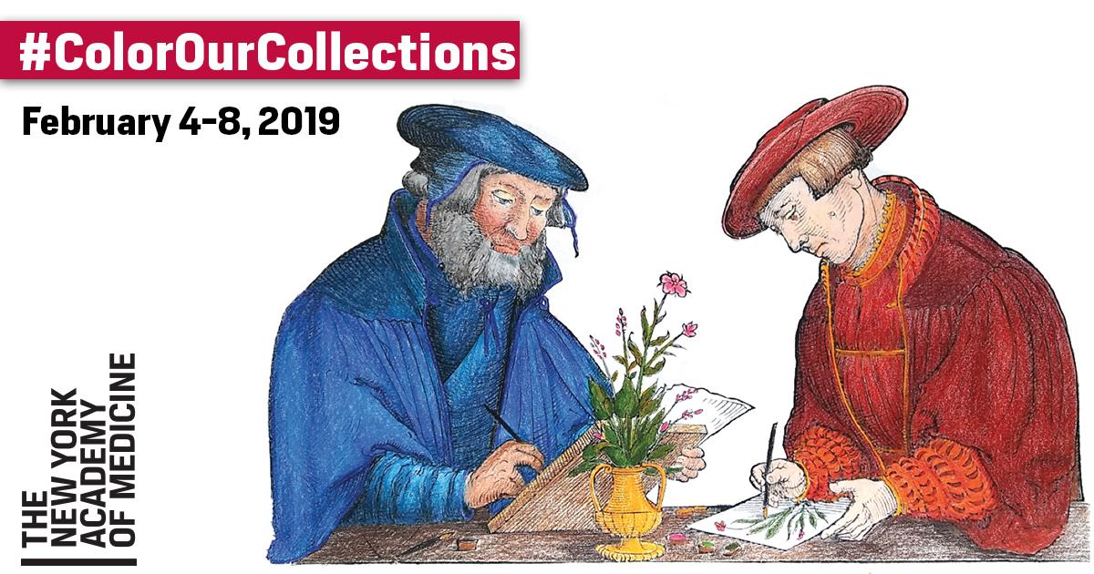 Más de 400 libros para colorear llenos de obras históricas