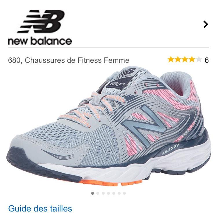 New Balance 680  , talla 37,5
