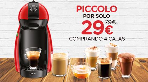 Cafetera+capsulas 29€