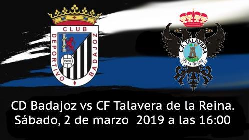 Entrada Gratis C.D.Badajoz-C.F.Talavera todos los aficionados que vayan disfrazados