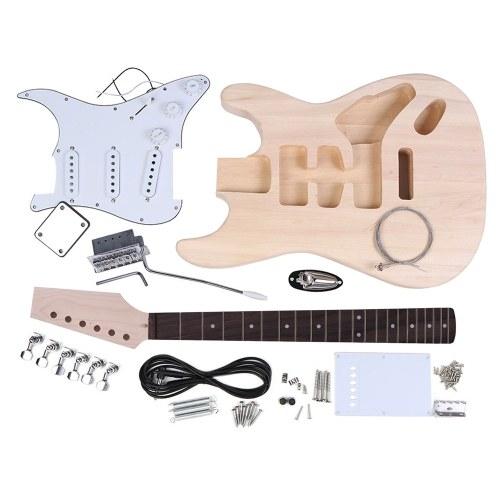 Kit DIY - Guitarra Eléctrica - Desde Alemania