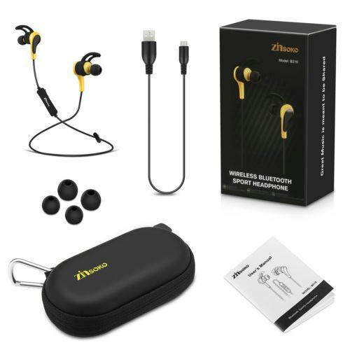 Auriculares Zinsoko B019 CSR Bluetooth 4.1